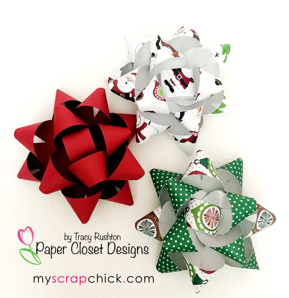 3D Gift Bow 5inch