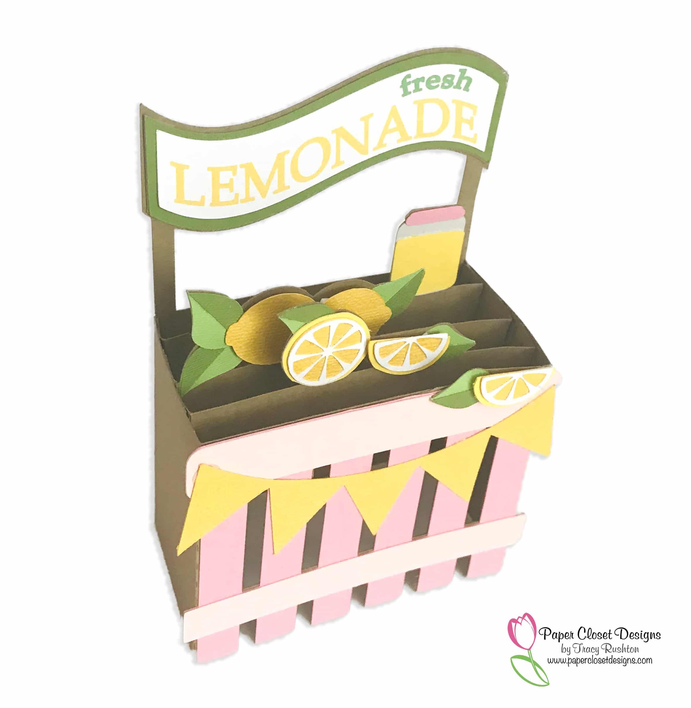 Lemonade Stand Card