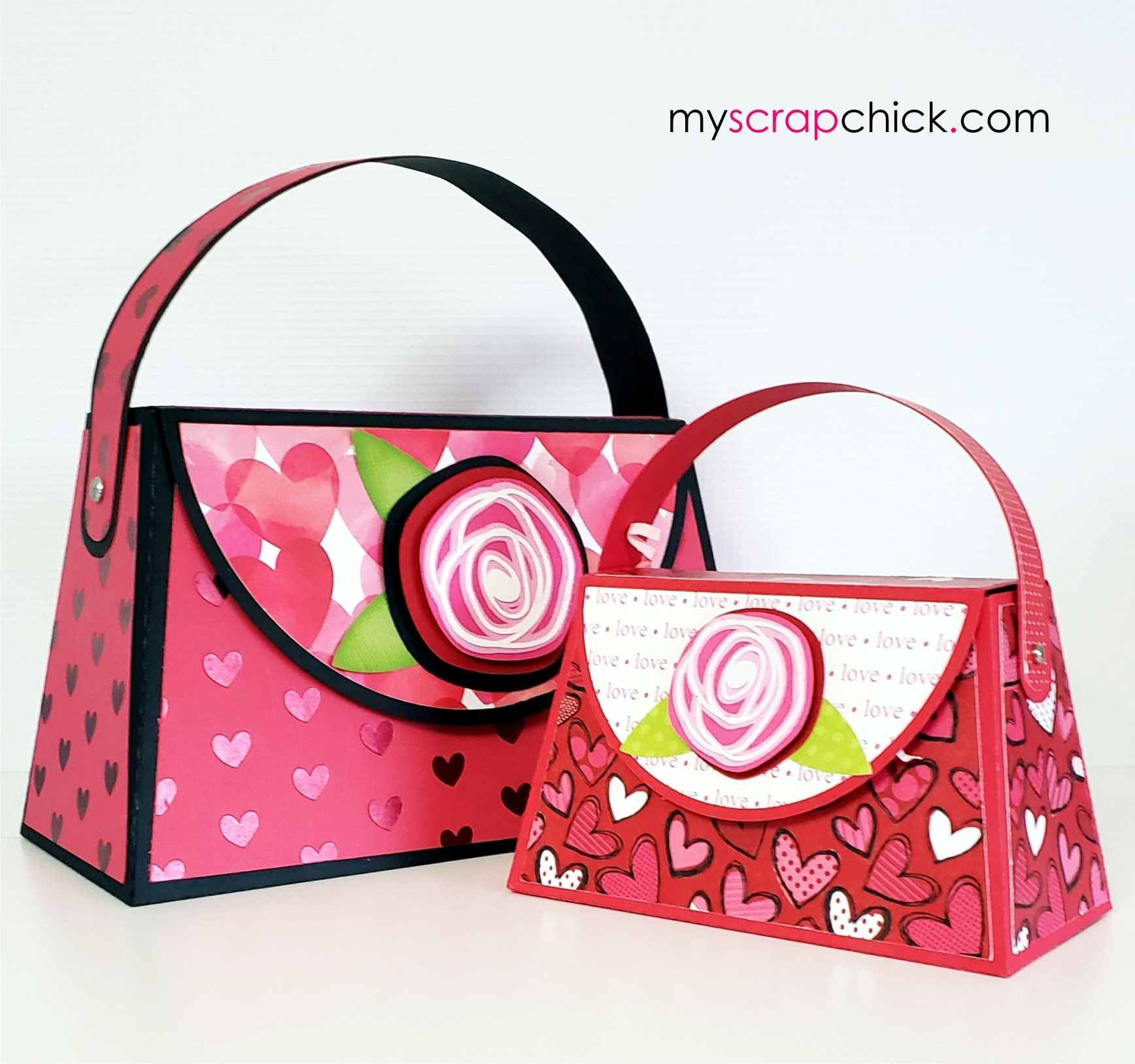 Purse for A2 Cards svg 2