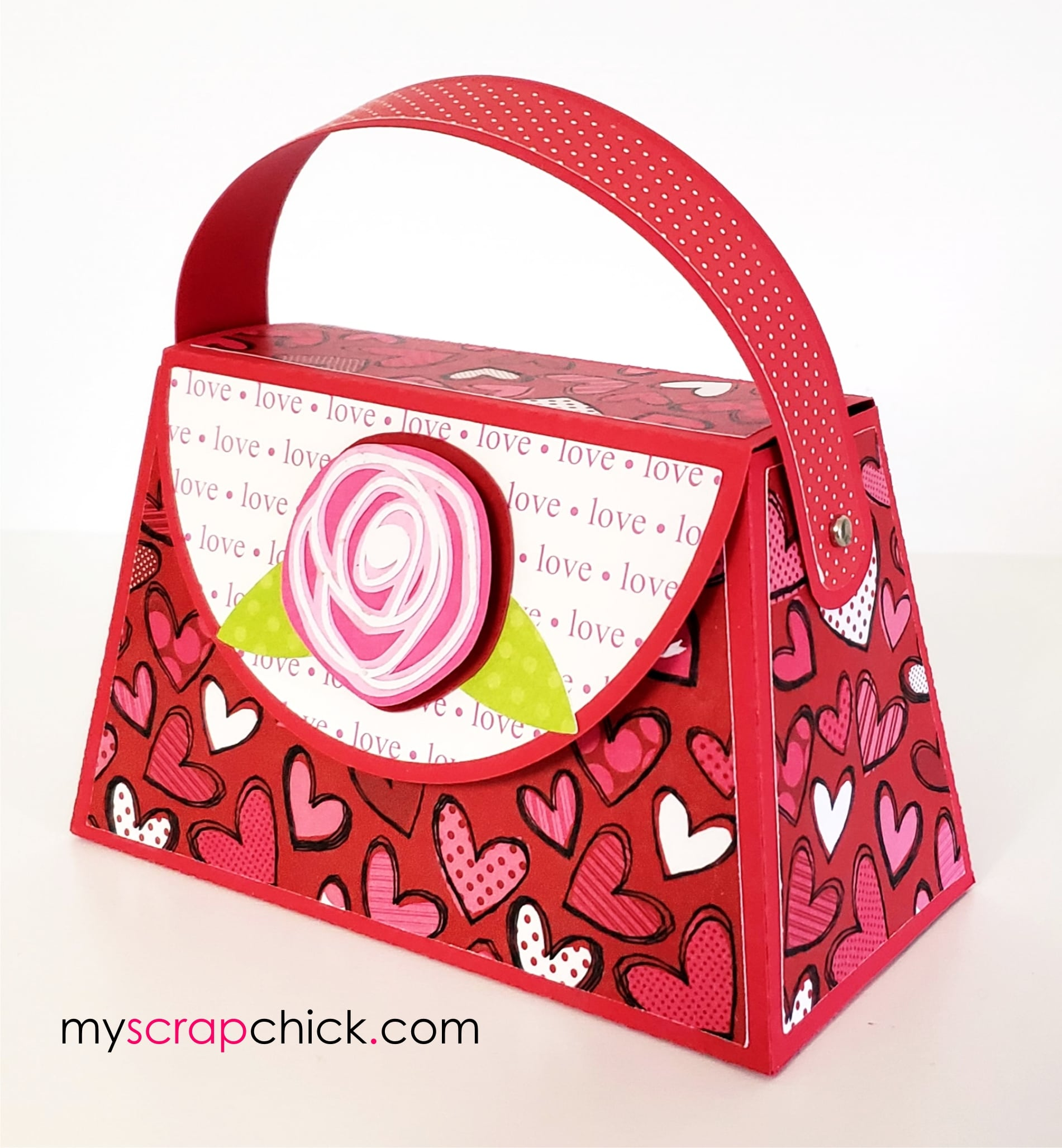 Purse for A2 Cards svg 4