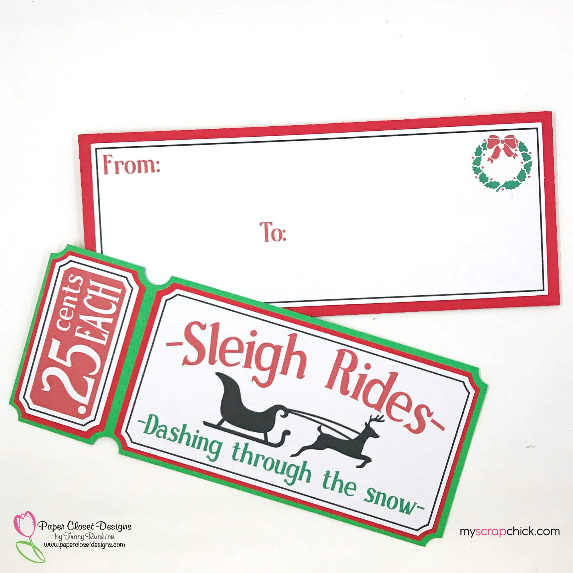 Christmas Ticket