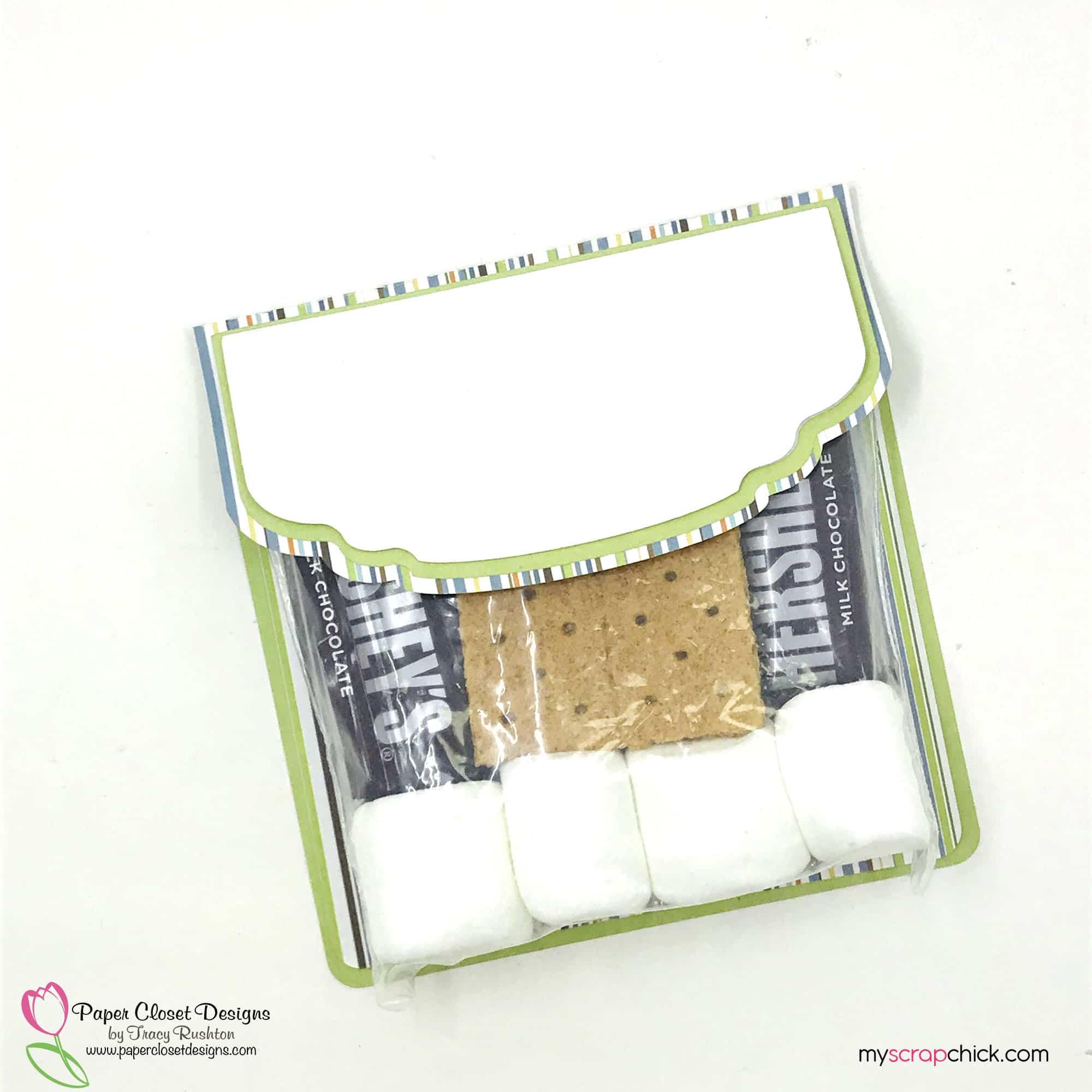 Smore Treat Bag Blank