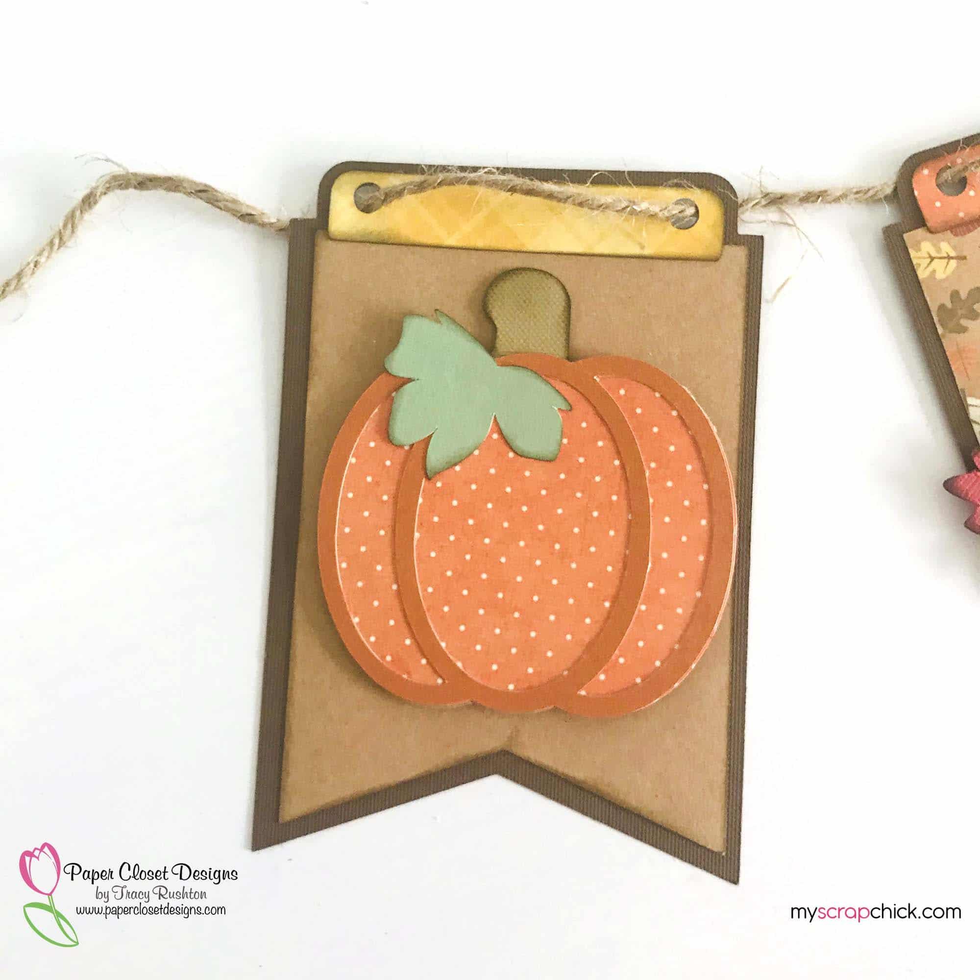 Pumpkin Penant