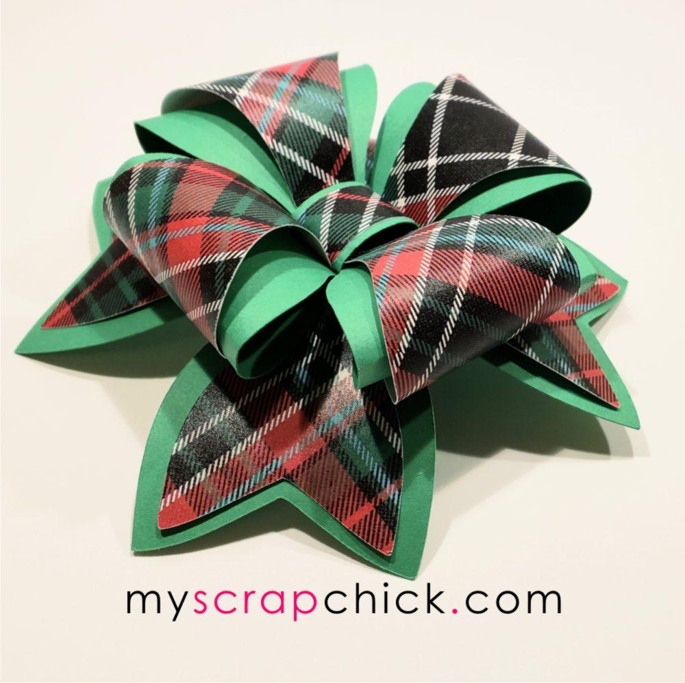 Paper Gift Bow 4 Loop2