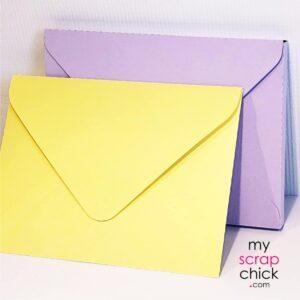 A6 Envelopes svg