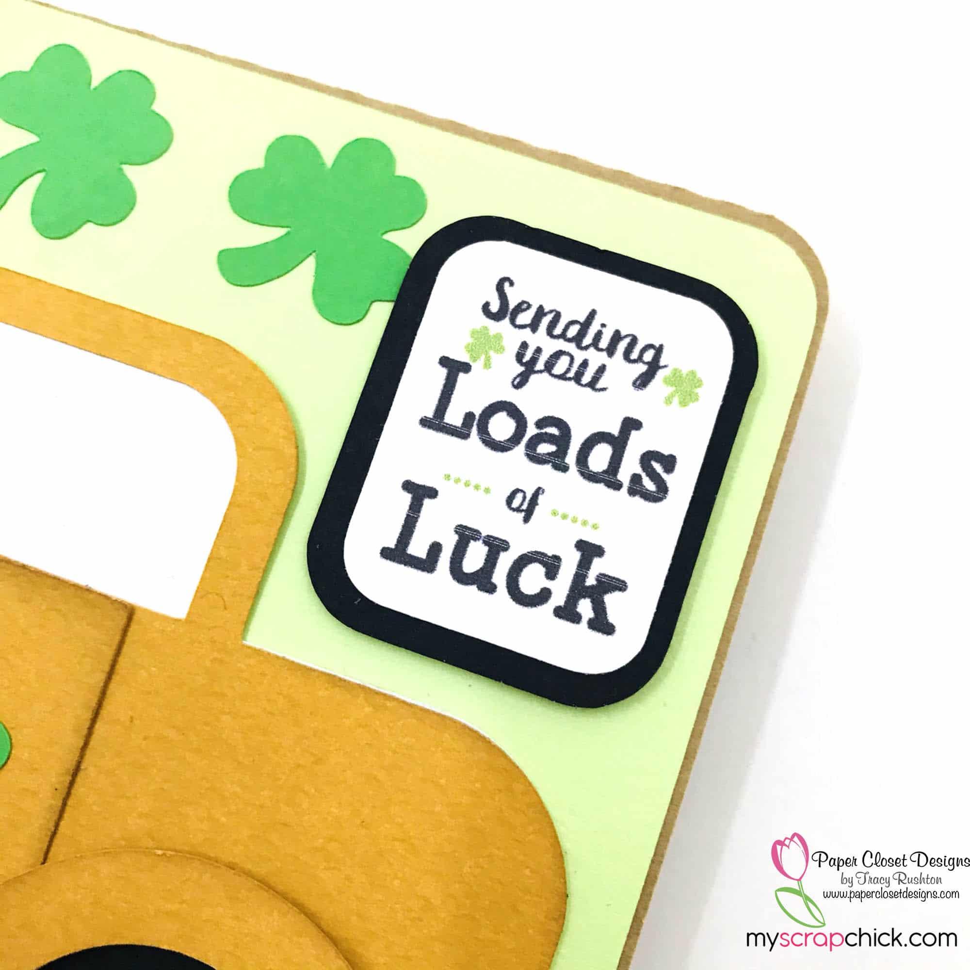 sending Loads of Luck