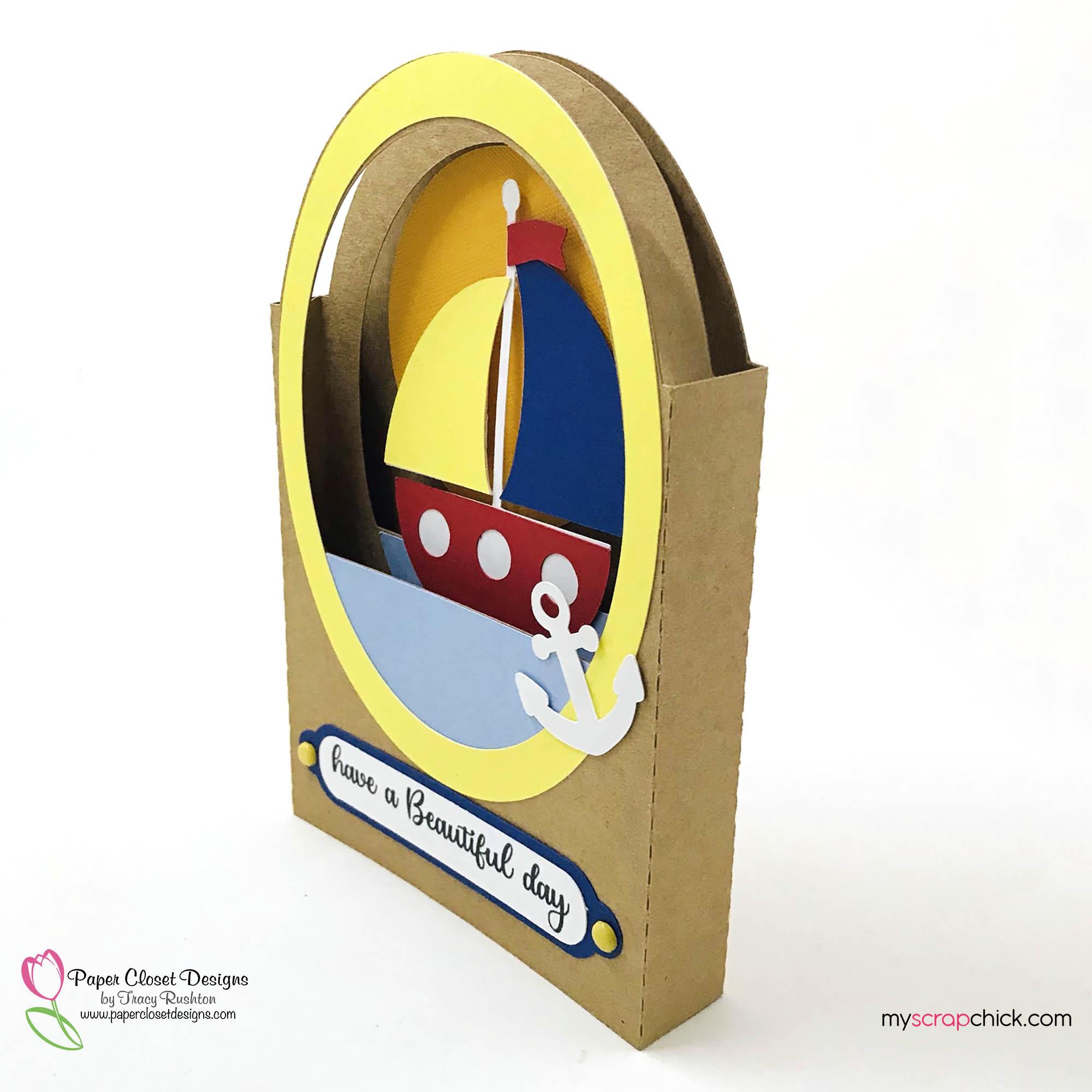Sailboat Tunnel Card 3