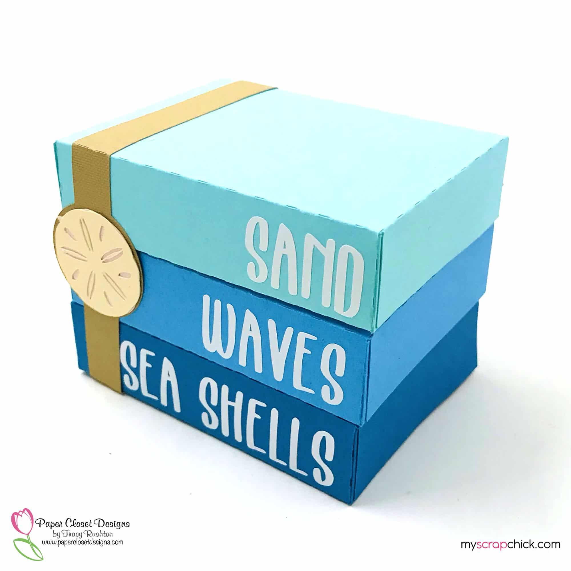 Sand Waves Sea Shells 2