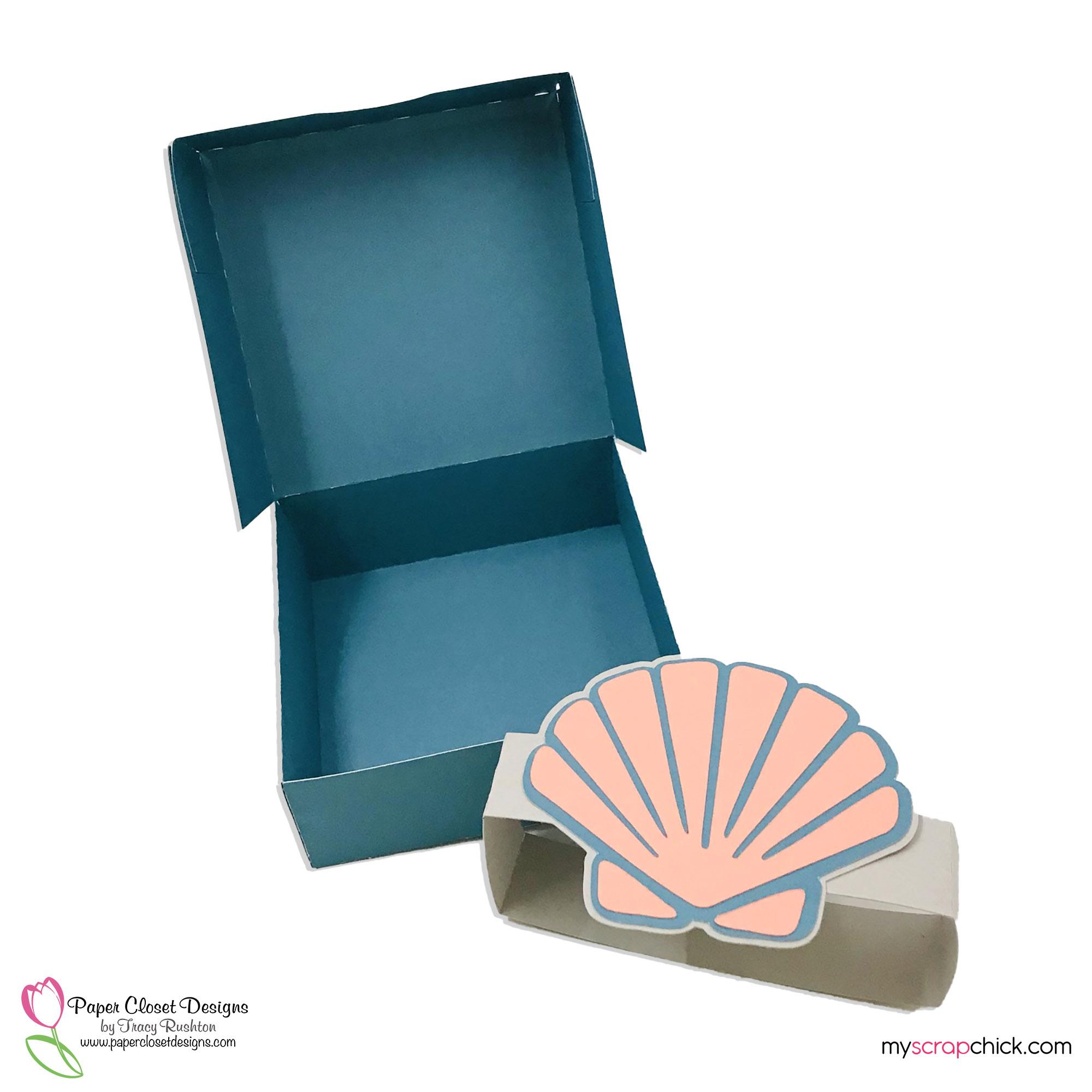 Sea Shell Hinged Box5
