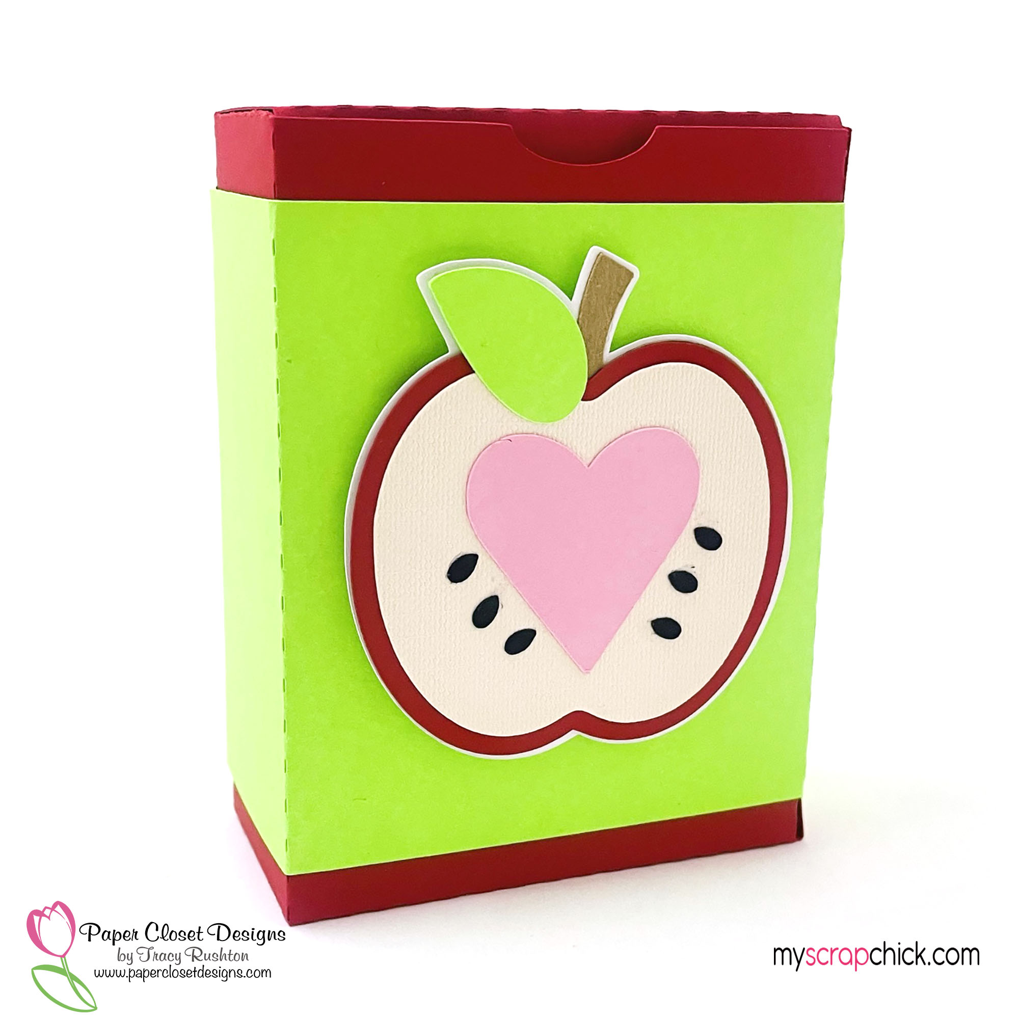 Apple Crayon Box 1