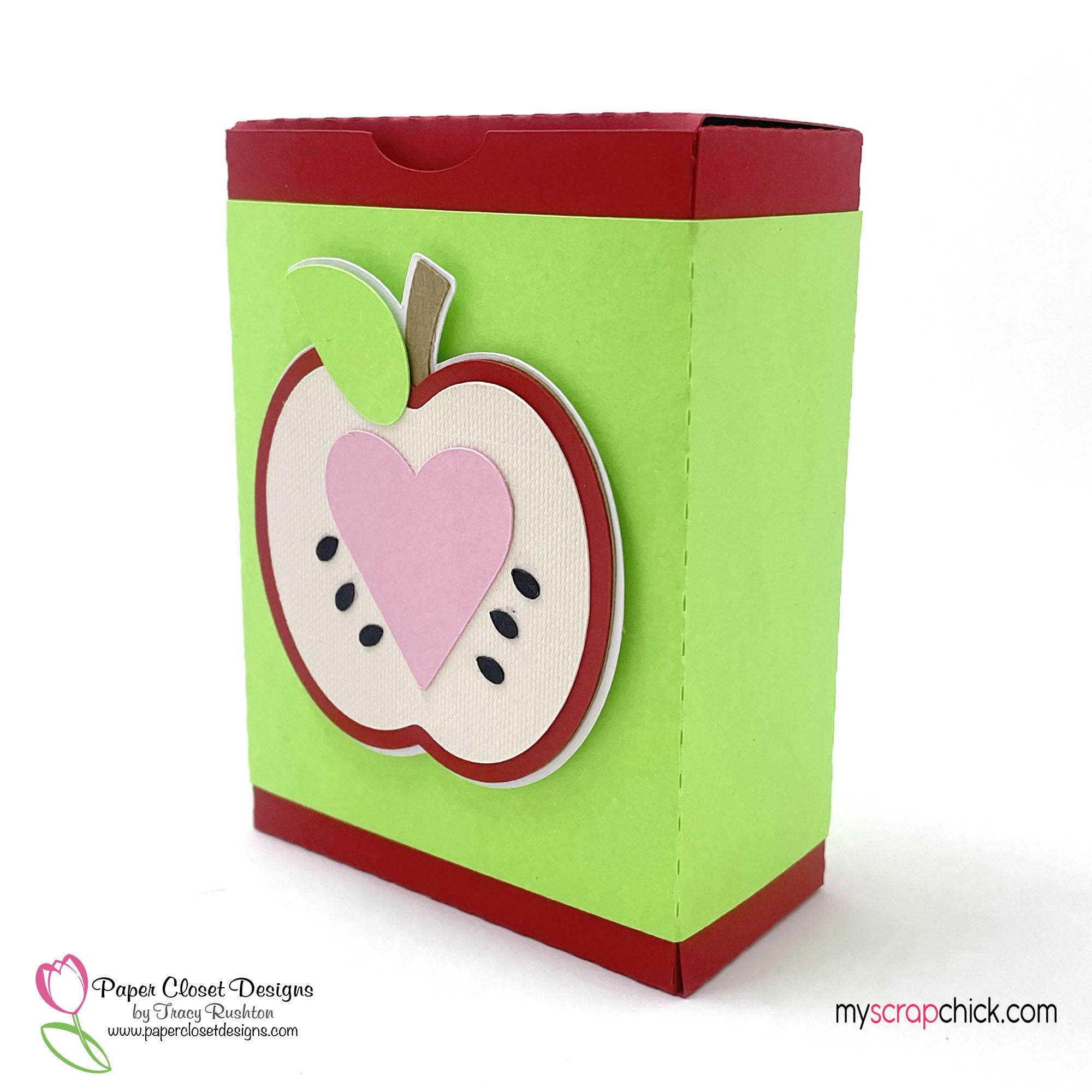 Apple Crayon Box 2