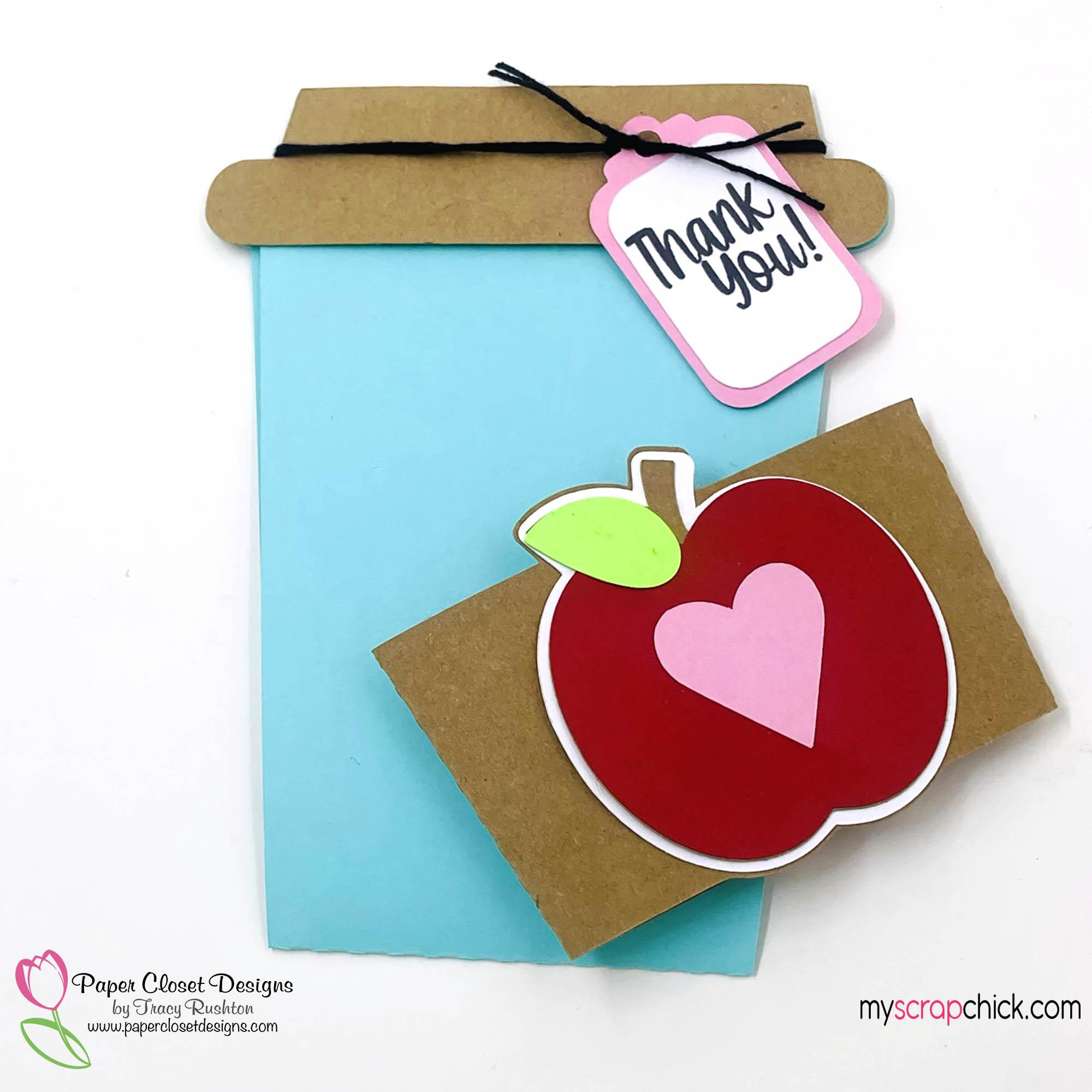 Apple Mug and Sleeve A2 Card belly band