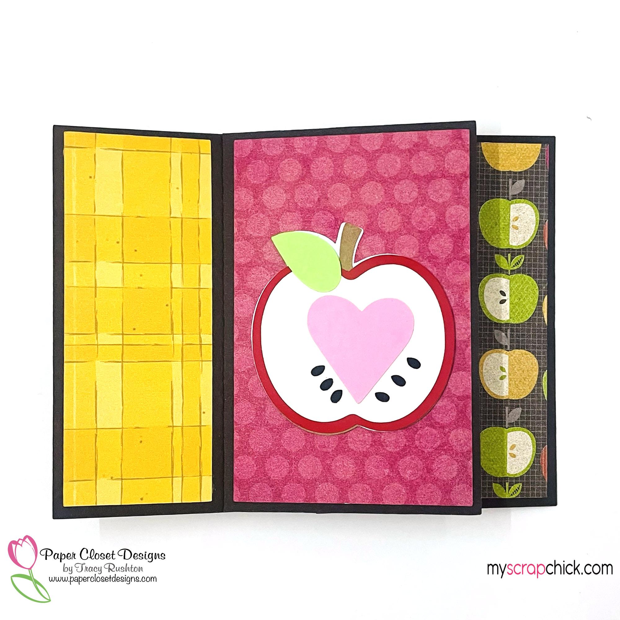 Apple Pinwheel Twist Card