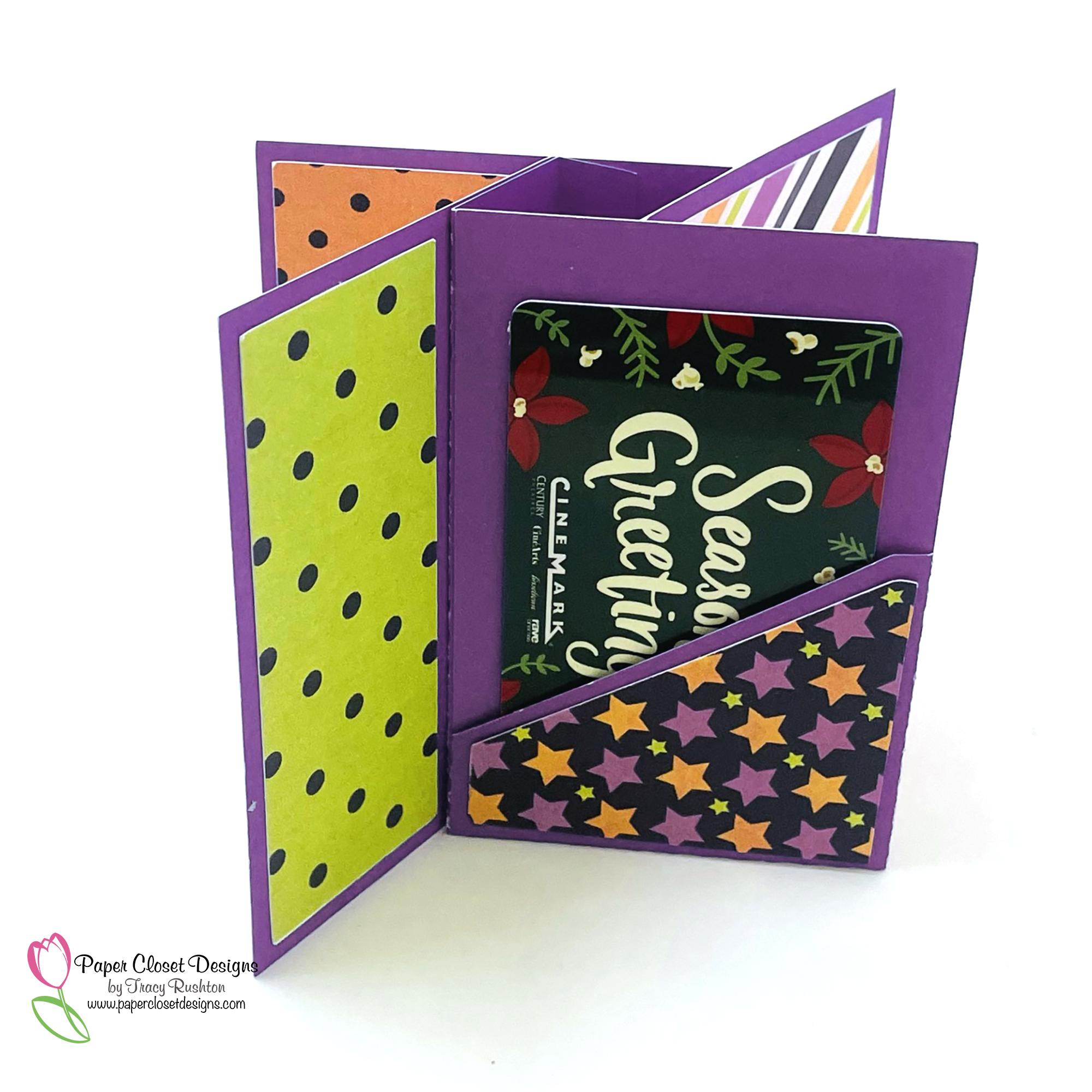 Witches Feet Pinwheel Twist Card 4
