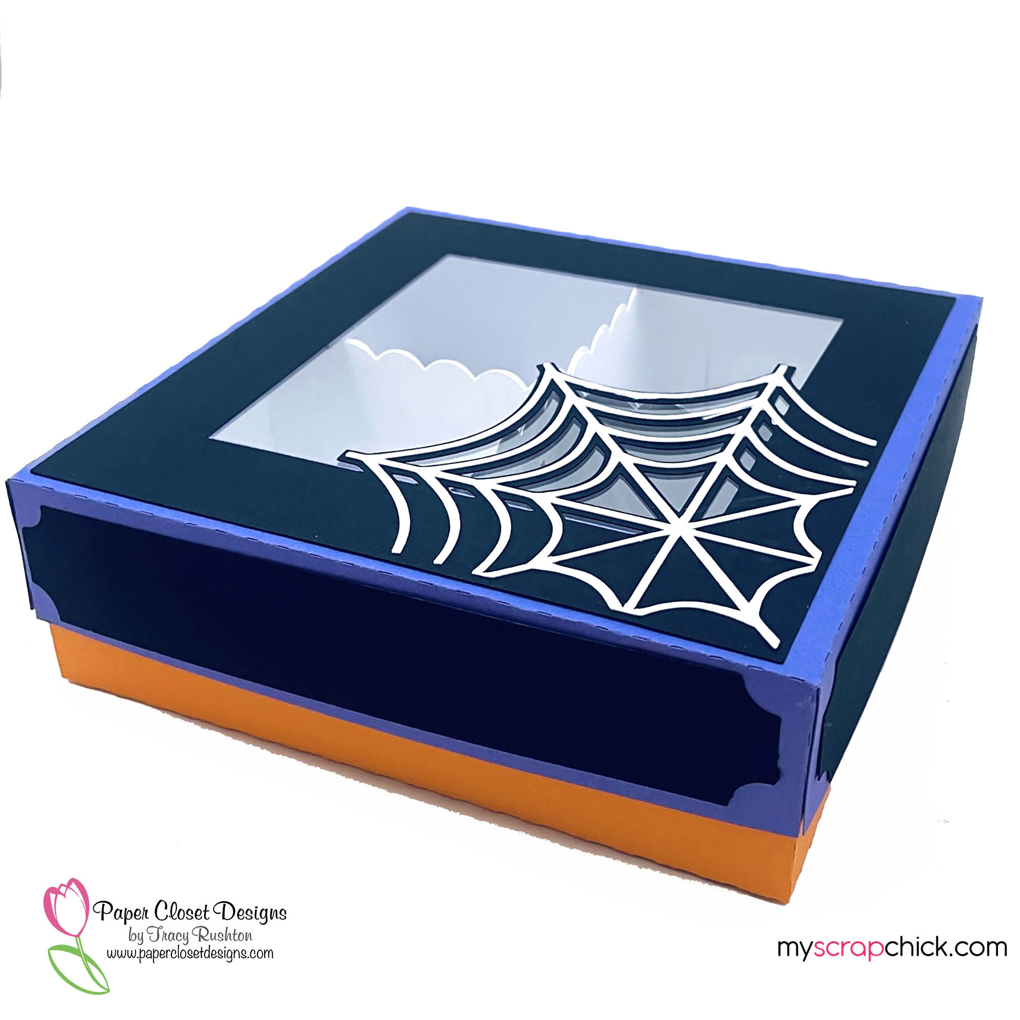 Halloween Xlarge cookie Box 1