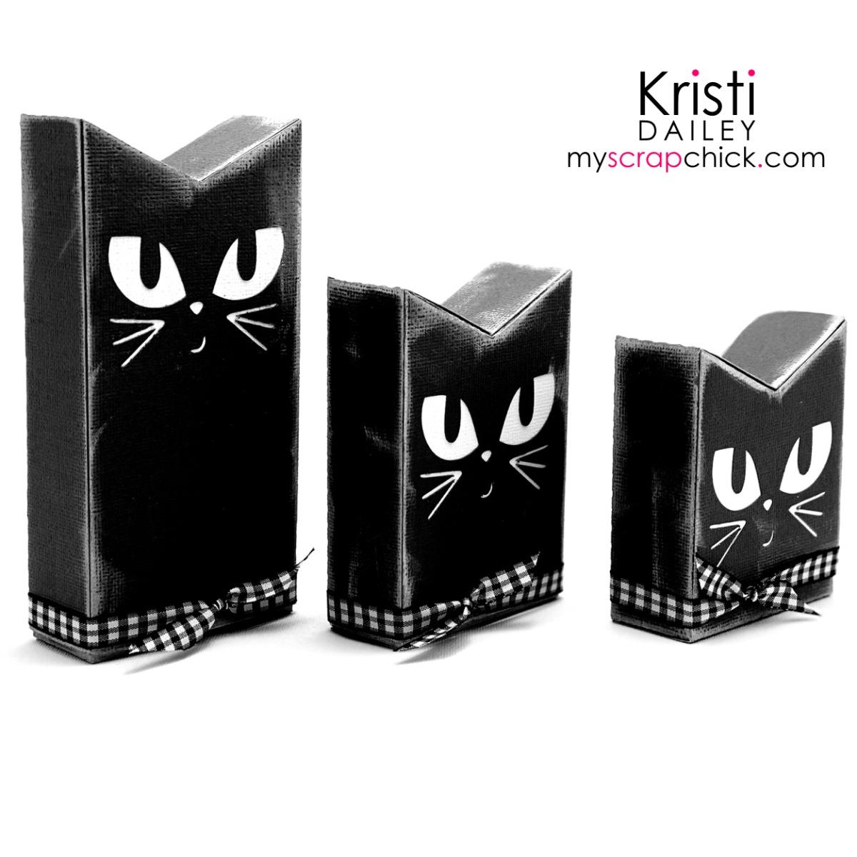 black cats decor and gift box 2