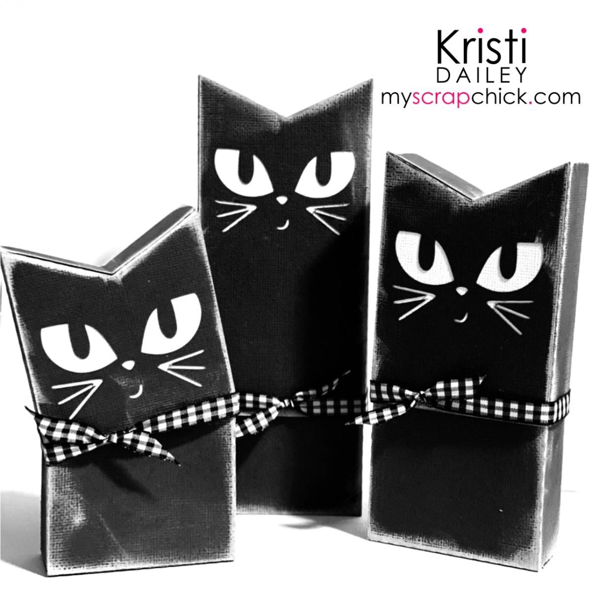black cats decor and gift box 3