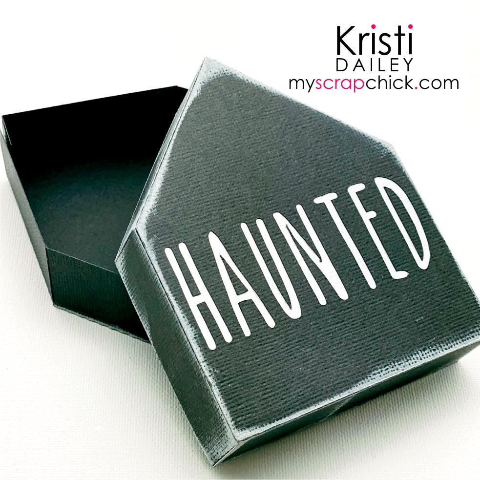haunted house decor box 2